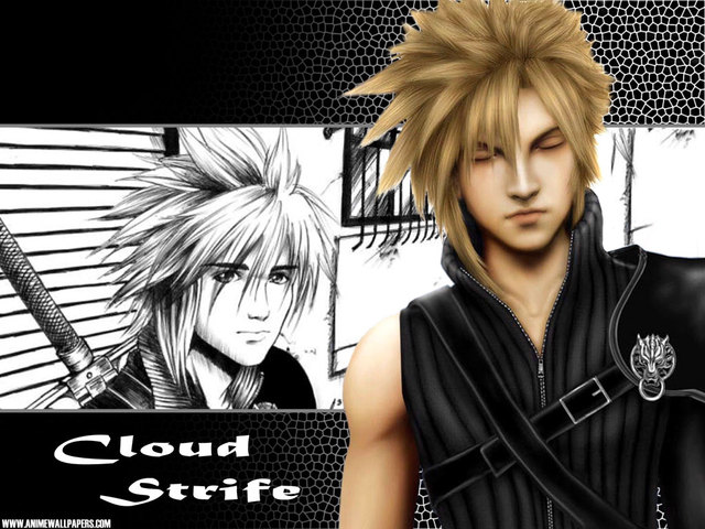 Final Fantasy VII: Advent Children Anime Wallpaper #12
