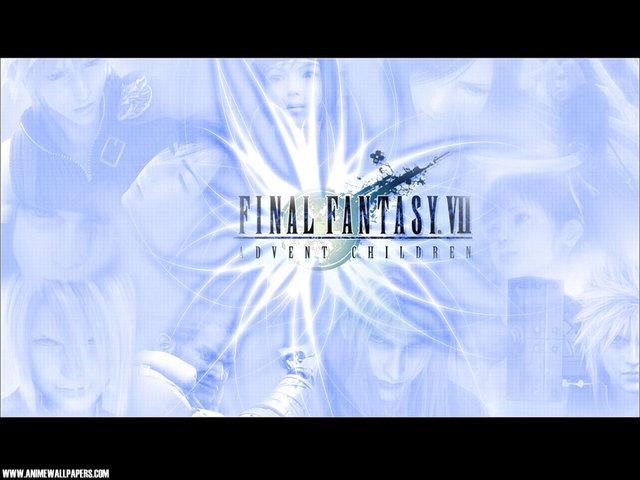 Final Fantasy VII: Advent Children Anime Wallpaper #13