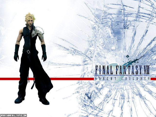 Final Fantasy VII: Advent Children Anime Wallpaper #15