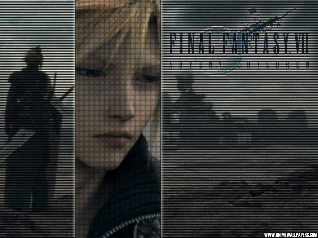 Final Fantasy VII: Advent Children Anime Wallpaper # 16