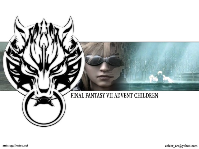 Final Fantasy VII: Advent Children Anime Wallpaper #26