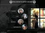 Final Fantasy VII: Advent Children Anime Wallpaper # 29