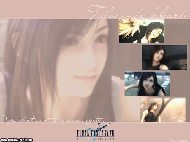 Final Fantasy VII: Advent Children Anime Wallpaper #2