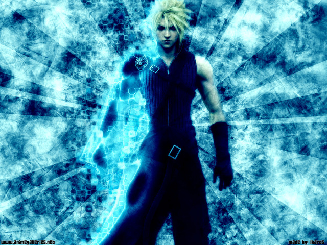 Final Fantasy VII: Advent Children Anime Wallpaper #30