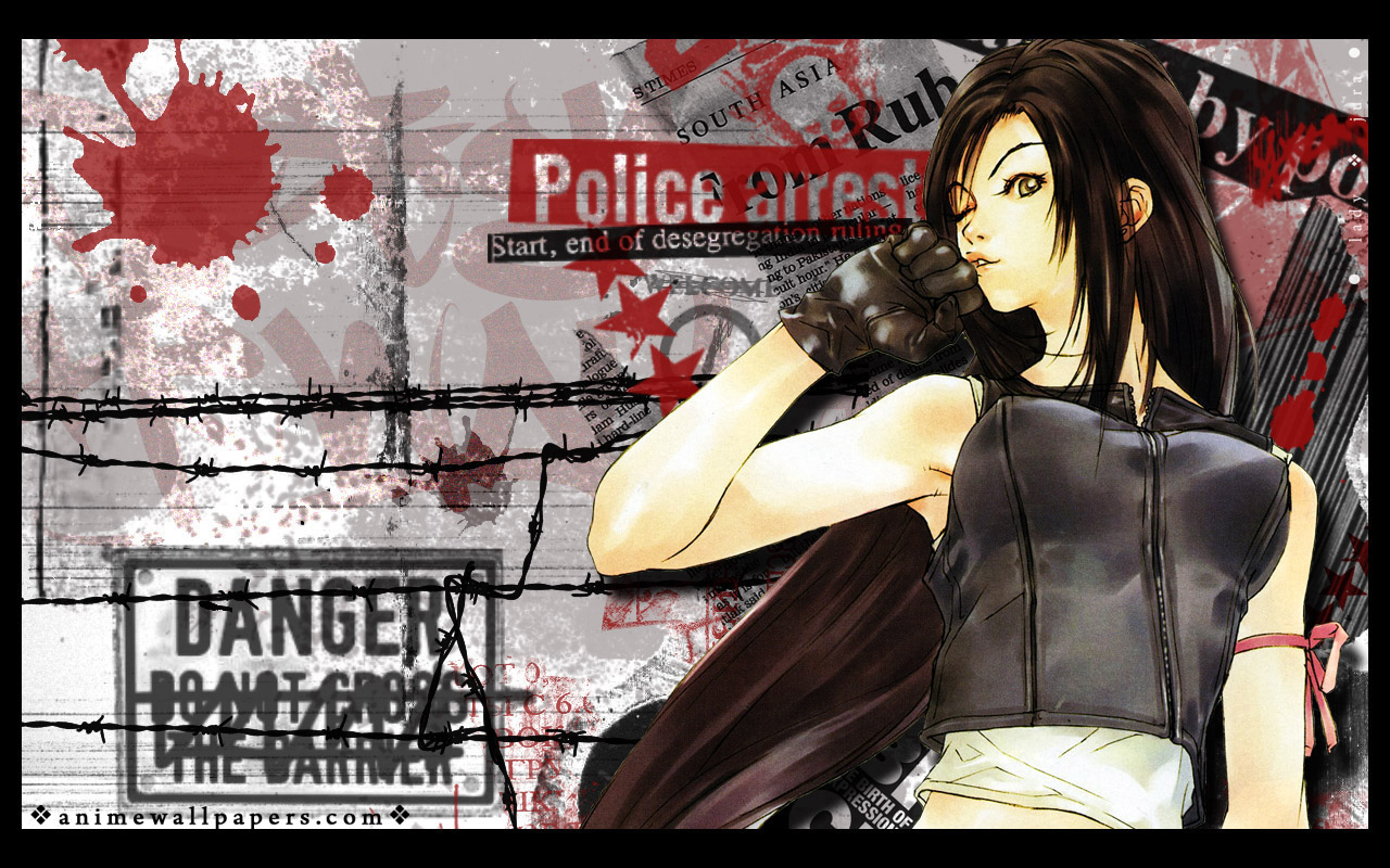 Final Fantasy VII: Advent Children Anime Wallpaper # 33