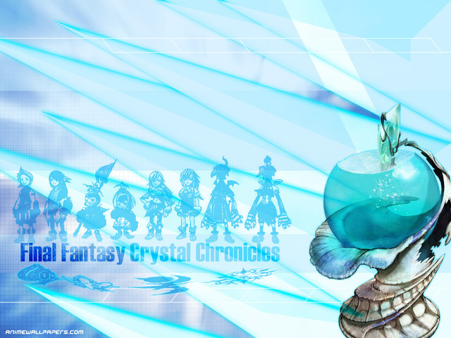 Crystal Chronicles Anime Wallpaper #1
