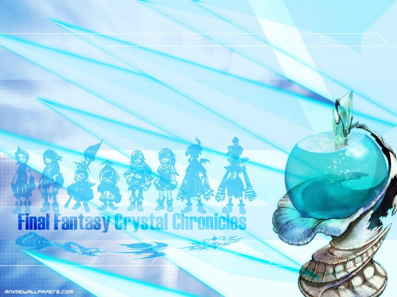 Crystal Chronicles Anime Wallpaper # 1