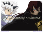 Final Fantasy Unlimited Anime Wallpaper # 1