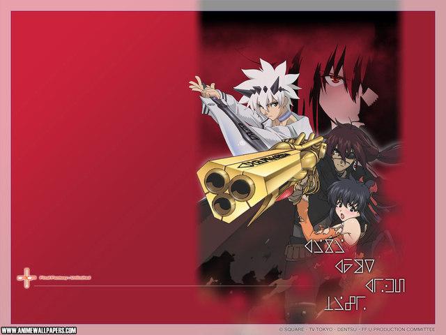 Final Fantasy Unlimited Anime Wallpaper #2
