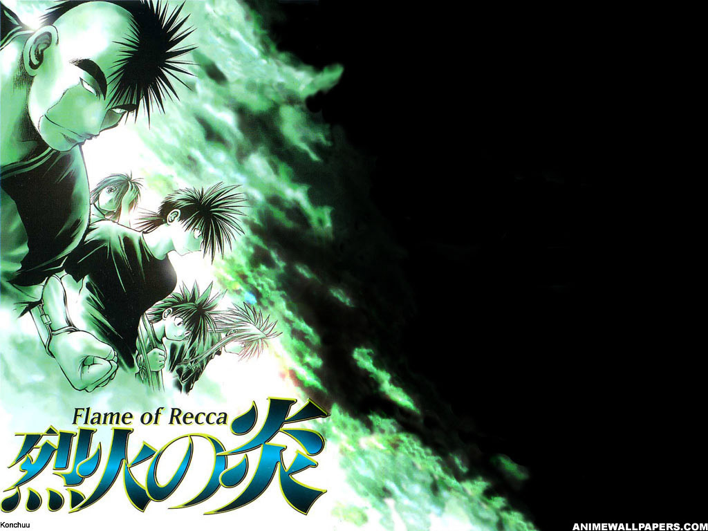 Flame of Recca Anime Wallpaper # 1