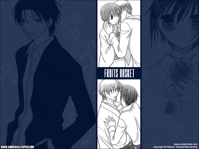 Fruits Basket Anime Wallpaper #22