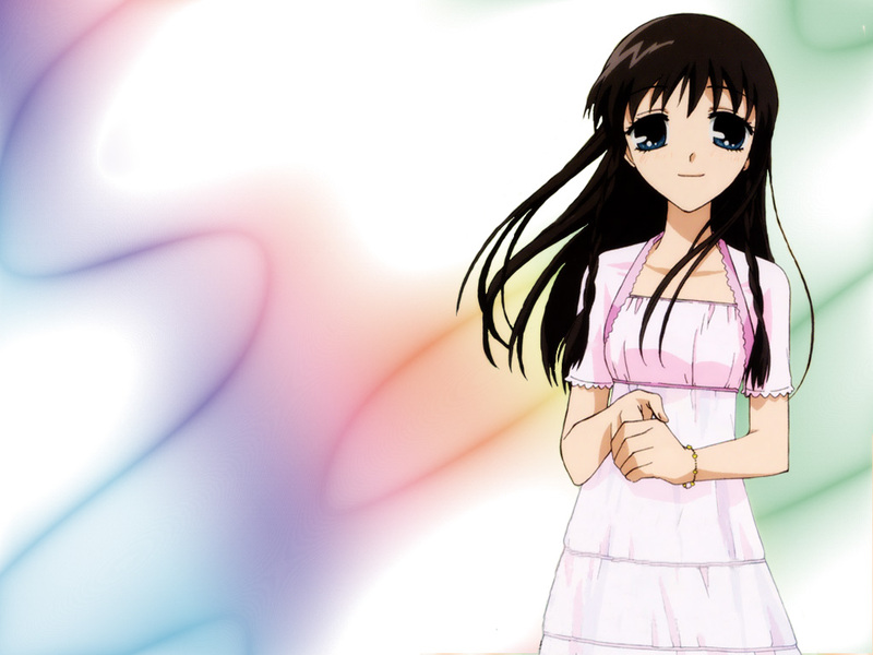 Fruits Basket Anime Wallpaper # 2