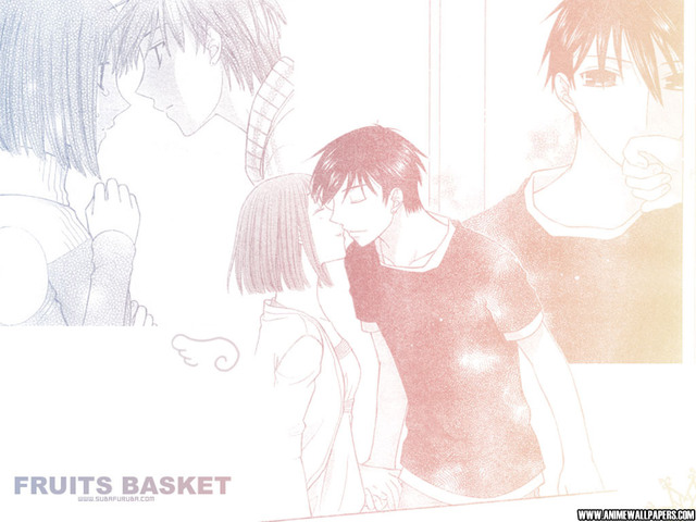 Fruits Basket Anime Wallpaper #30
