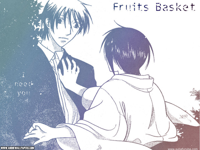 Fruits Basket Anime Wallpaper #31