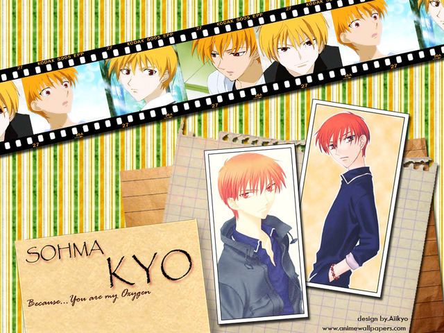 Fruits Basket Anime Wallpaper #39