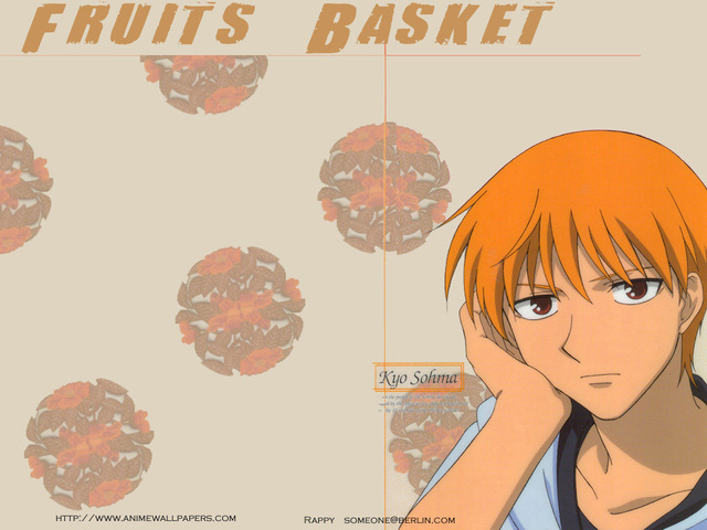 Fruits Basket Anime Wallpaper #3