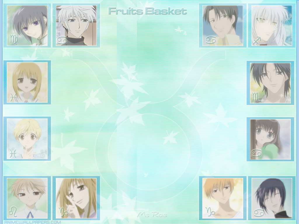 Fruits Basket Anime Wallpaper # 4