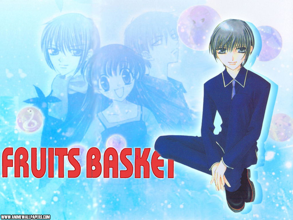 Fruits Basket Anime Wallpaper # 7