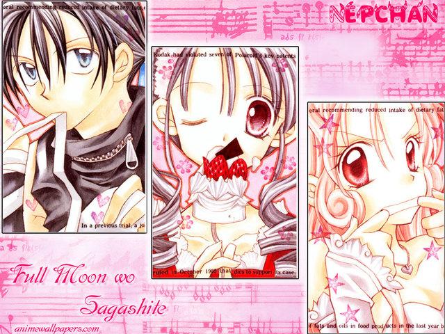 Full Moon wo Sagashite Anime Wallpaper #4
