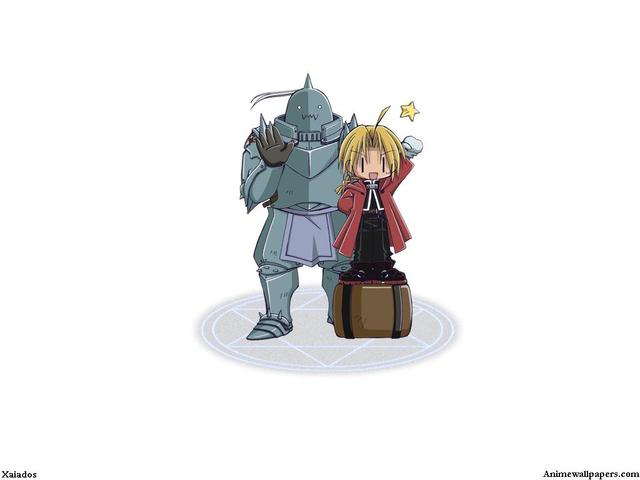 Fullmetal Alchemist Anime Wallpaper #11