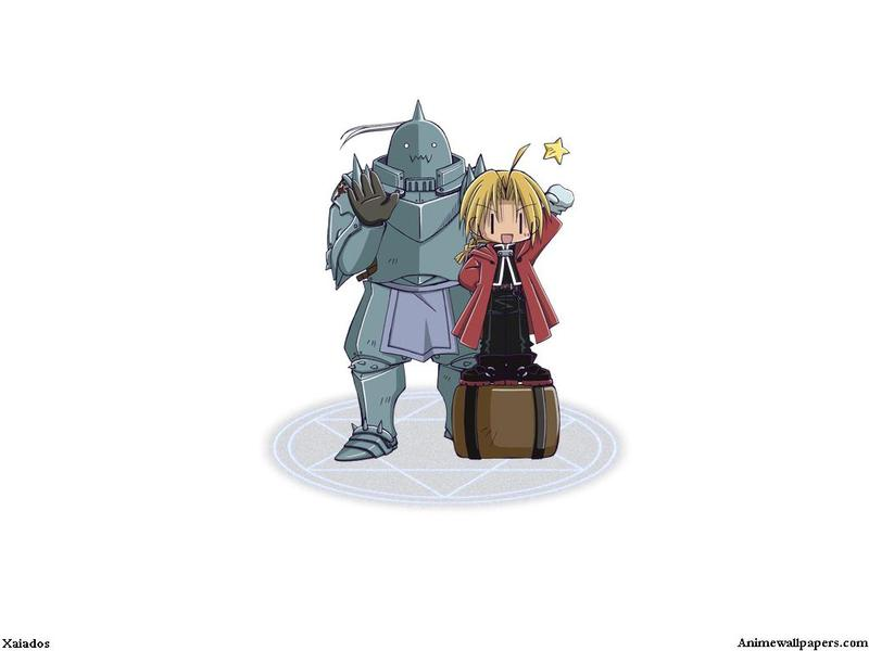 Fullmetal Alchemist Anime Wallpaper # 11