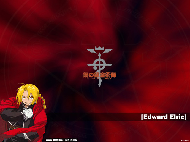 Fullmetal Alchemist Anime Wallpaper #17