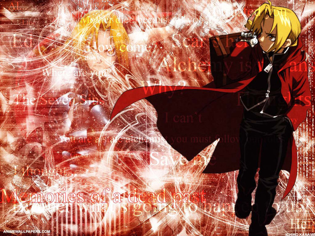 Fullmetal Alchemist Anime Wallpaper #19