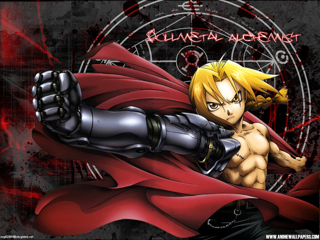 Fullmetal Alchemist Anime Wallpaper #22