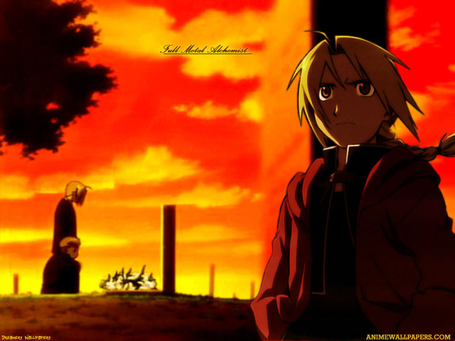 Fullmetal Alchemist Anime Wallpaper #26
