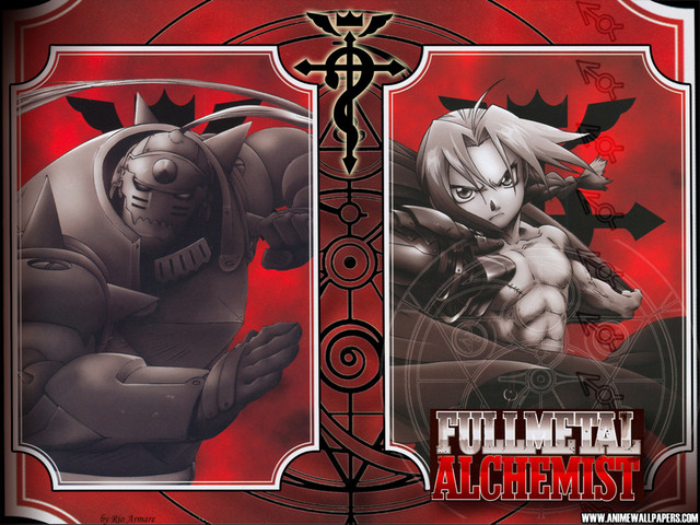 Fullmetal Alchemist Anime Wallpaper #27