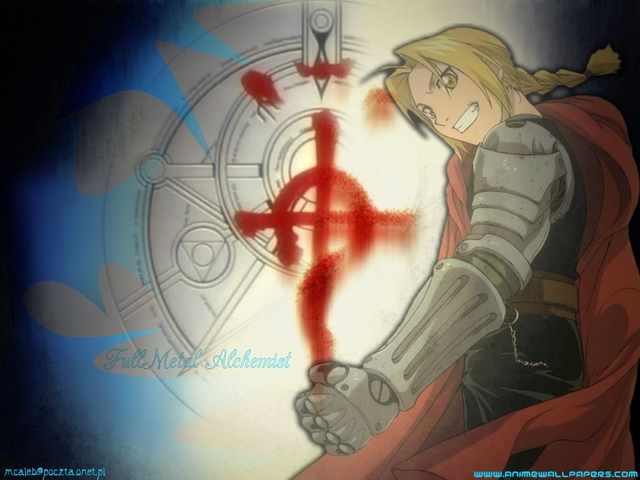 Fullmetal Alchemist Anime Wallpaper #31