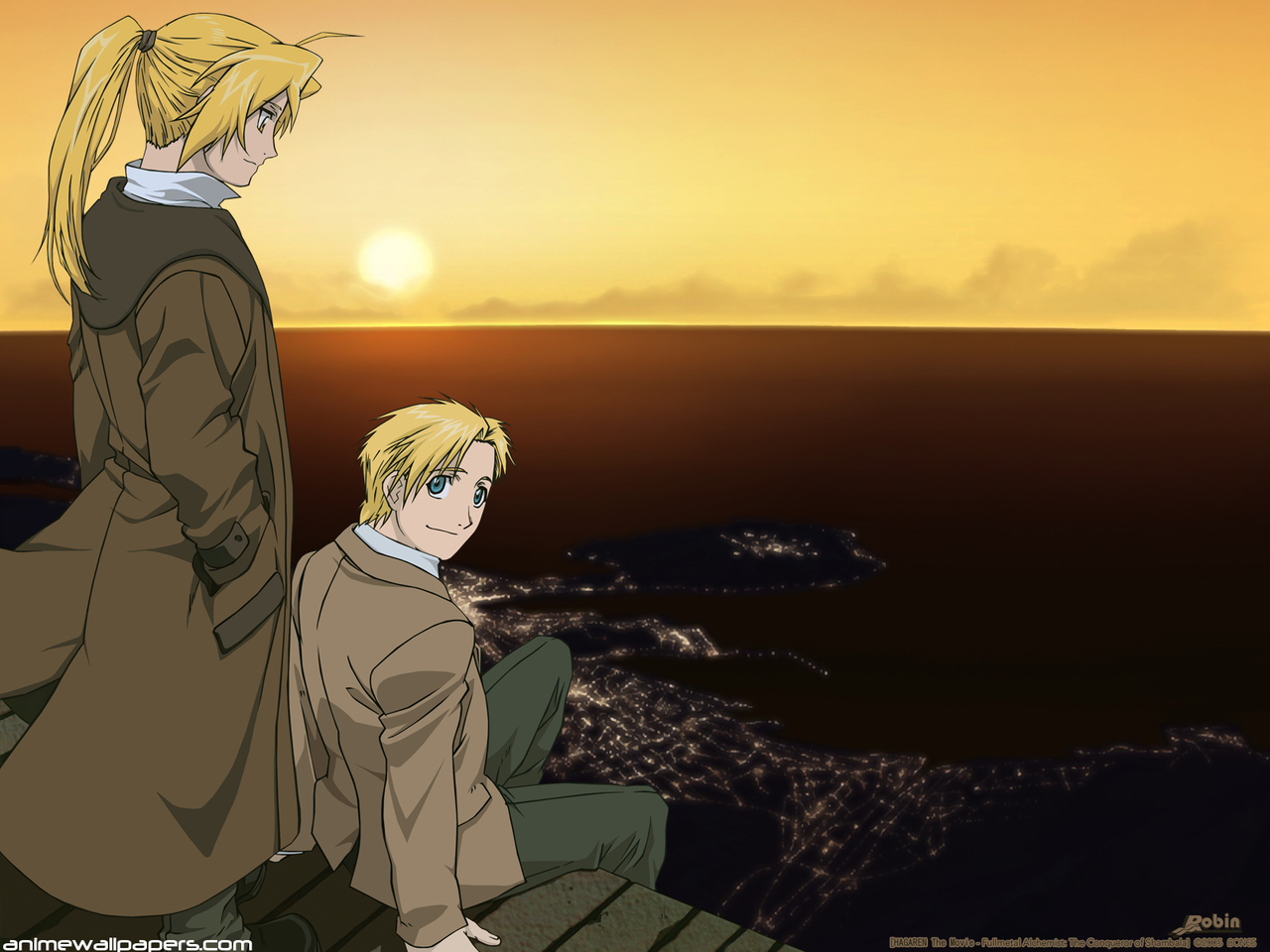 Fullmetal Alchemist Anime Wallpaper # 36