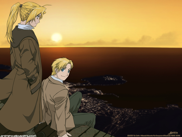 Fullmetal Alchemist Anime Wallpaper #36