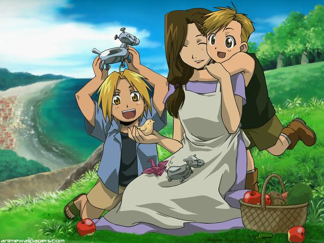 Fullmetal Alchemist Anime Wallpaper #37