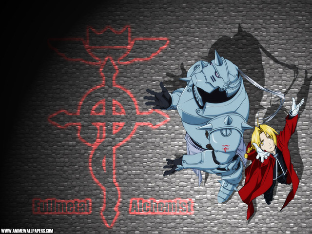 Fullmetal Alchemist Anime Wallpaper #3