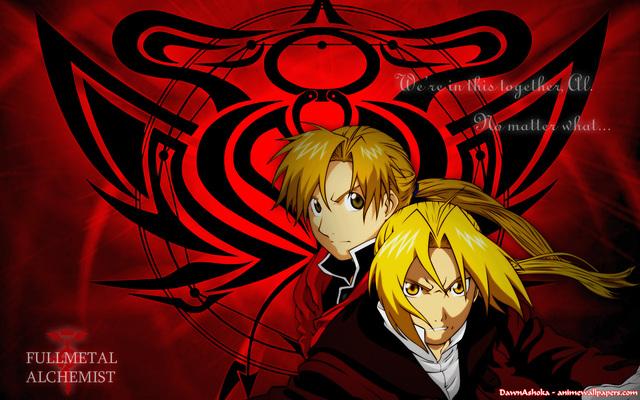 Fullmetal Alchemist Anime Wallpaper #41