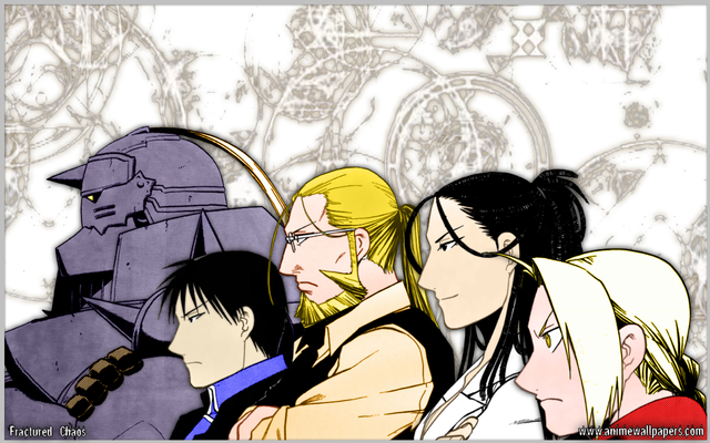 Fullmetal Alchemist Anime Wallpaper #42