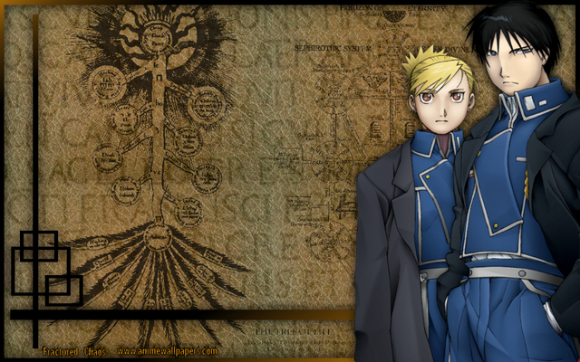 Fullmetal Alchemist Anime Wallpaper #43