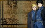 Fullmetal Alchemist Anime Wallpaper # 43