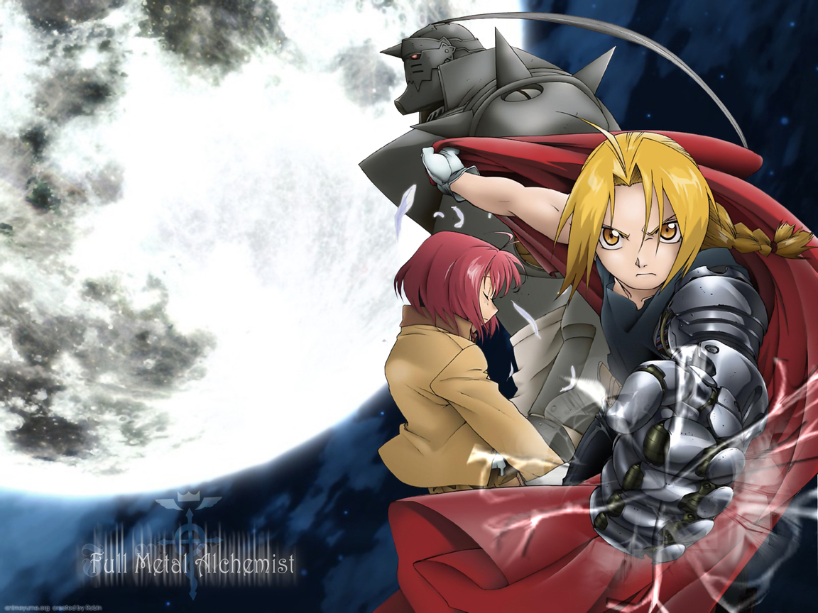 Fullmetal Alchemist Anime Wallpaper # 44