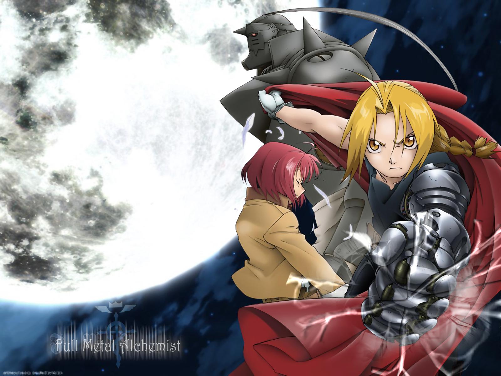 Fullmetal Alchemist Anime Wallpaper # 44