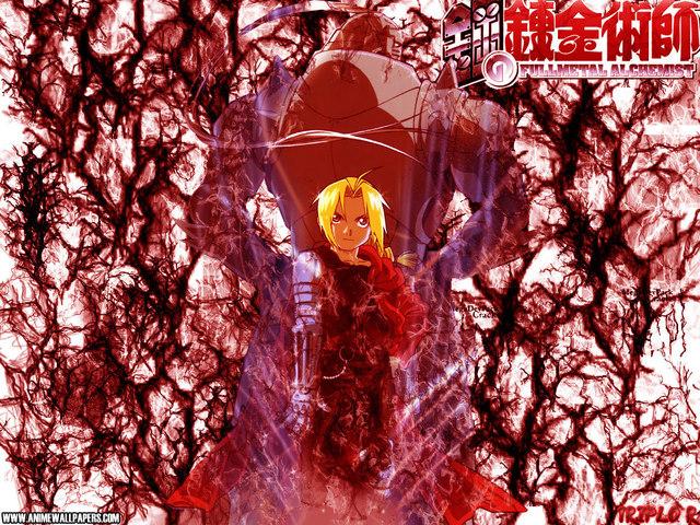 Fullmetal Alchemist Anime Wallpaper #8