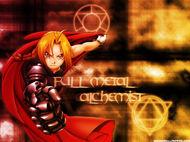 Fullmetal Alchemist Anime Wallpaper #9