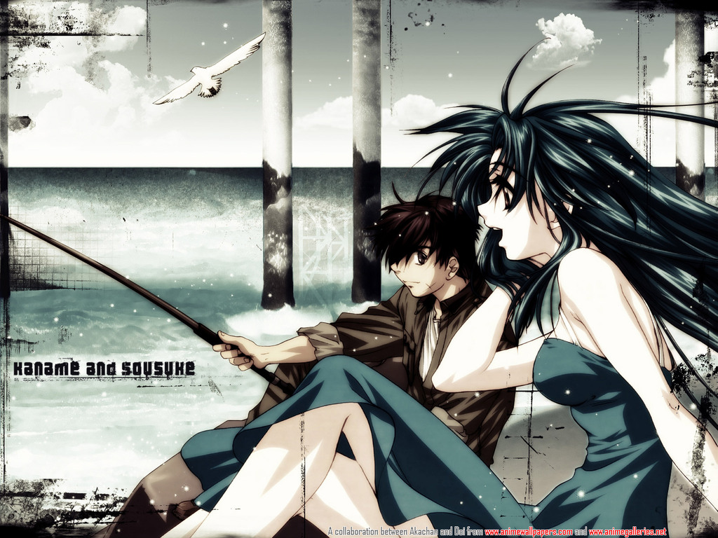 Full Metal Panic Anime Wallpaper # 11