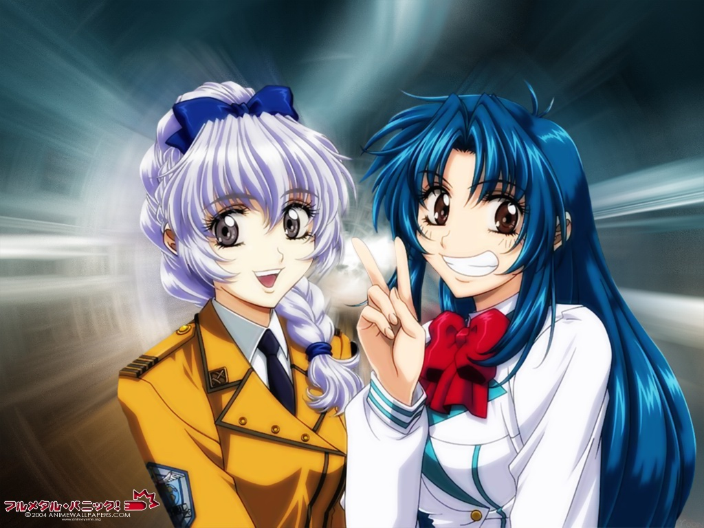 Full Metal Panic Anime Wallpaper # 3