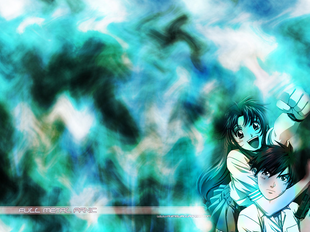 Full Metal Panic Anime Wallpaper #8