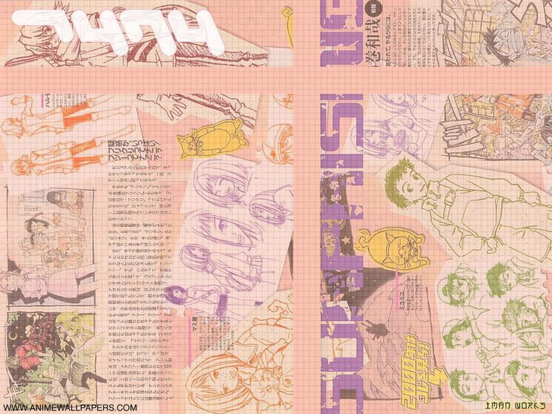 FLCL Anime Wallpaper # 10