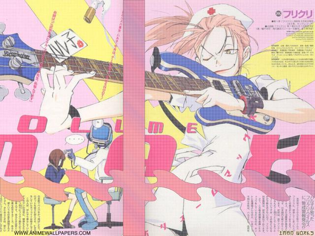 FLCL Anime Wallpaper #11