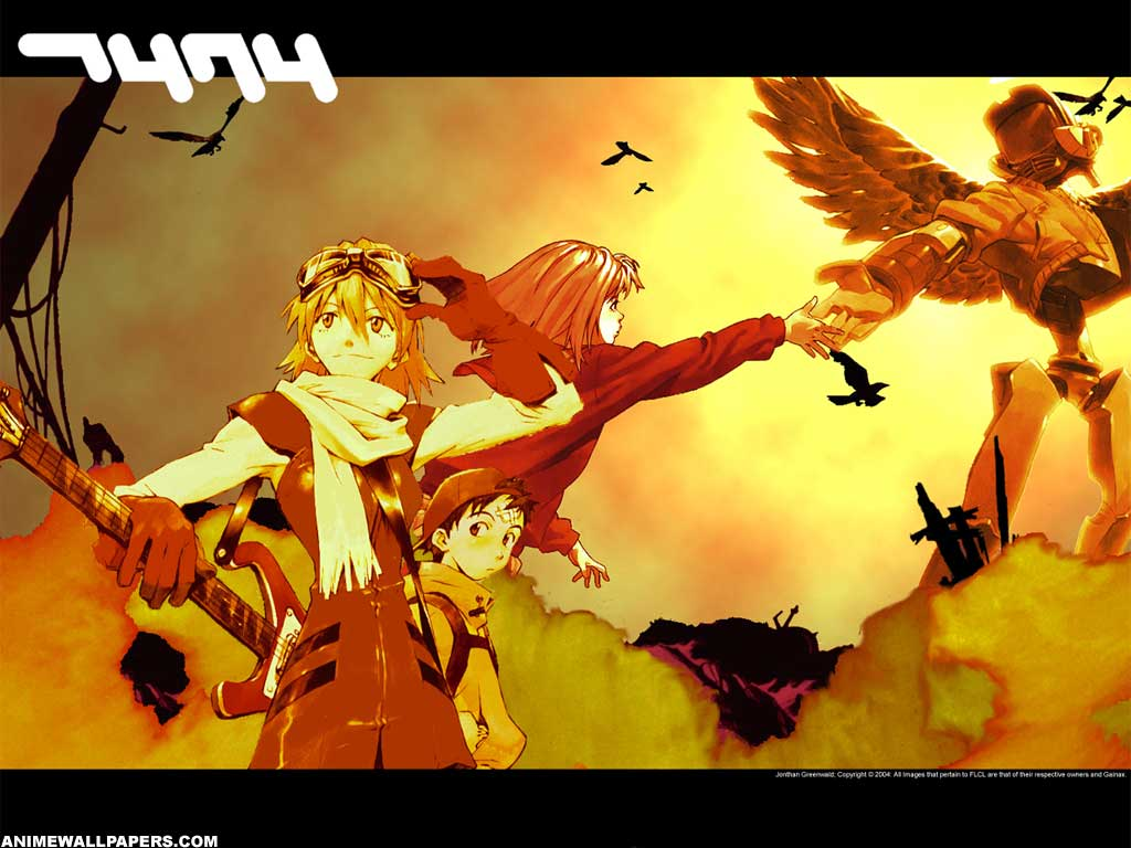 FLCL Anime Wallpaper # 14