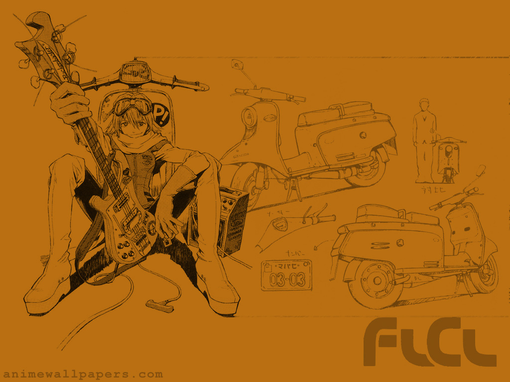 FLCL Anime Wallpaper # 18